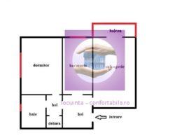 Apartament 2 camere zona Pacurari