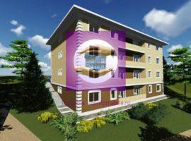 2 camere Decomandat in bloc nou zona Frumoasa