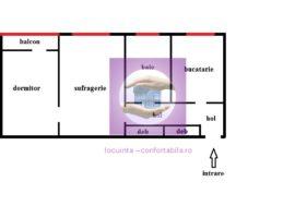 Apartament 2 camere ACB-Familial et.2