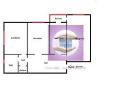 3 camere Pacurari-Canta