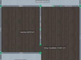 Apartament nou cu finalizare in vara cu Rate la Dezvoltator