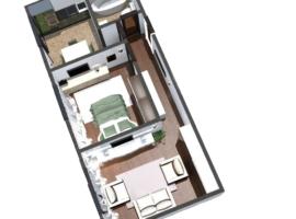 Apartament cu 2 camere Decomandate in zona Cug- langa Bulevard